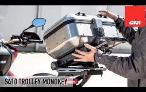 Embedded thumbnail for GIVI S410 Trolley