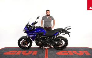 Embedded thumbnail for GIVI - YAMAHA MT07 TRACER